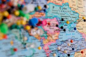 World Map Pins by Stonewall U0027s International Lgbt Rights Work