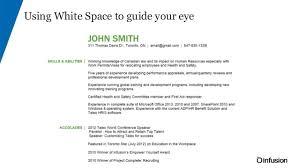 resume white space resume tips u0026 tricks