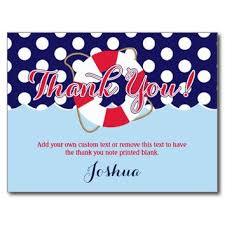 nautical thank you cards nautical themed thank you cards designs agency