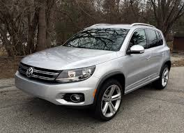 volkswagen r line review 2016 volkswagen tiguan r line 4motion a crossover not to
