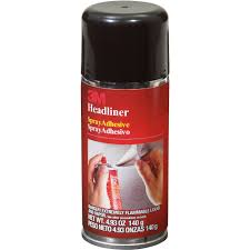 3m headliner 82 spray adhesive 4 93 oz 140 g walmart com