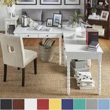 Office Desk Store Shop For Lyndale L Shaped Helix Legs Corner Office Desk By Inspire