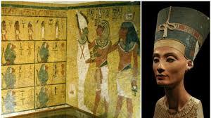 la chambre secrete tombeau de toutânkhamon la chambre secrète remplie de trésors