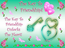friendship heart the key to friendship unlocks the heart pictures photos and