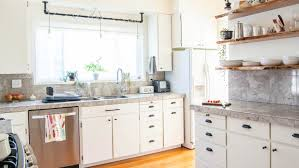 large kitchen storage cupboards here s how cabinet hacks dramatically increased my
