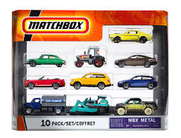 matchbox honda matchbox 10 pack styles may vary walmart canada