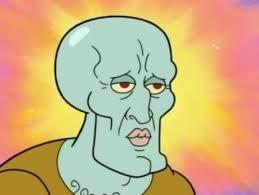Heyayayay Meme - sleeping squidward know your meme