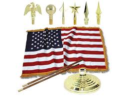 indoor flags and flagpole kits all flag designs