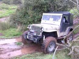 willys jeep off road willys jeep v8 paul s offroad tag youtube