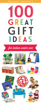 100 great gifts ideas for babies one chicken