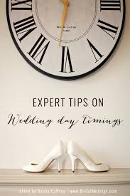 wedding day planner expert wedding planning tips wedding timings