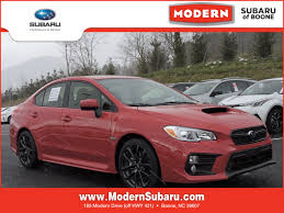 red subaru forester 2018 2018 subaru wrx in boone available now at modern subaru of boone