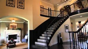 Interior Of A Home by Grand Homes Hamptons Model Youtube