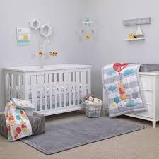 Grey Nursery Bedding Set Bed New Born Baby Bedding Sets Baby Blue Crib Bedding Modern
