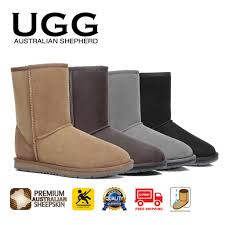 why are ugg boots considered australian shepherd water resistant unisex ugg boots