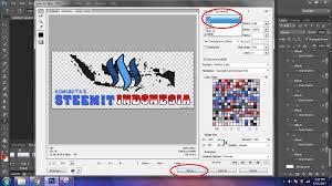 cara membuat gambar bergerak gif dengan photoshop animasi bergerak komunitas steemit indonesia format gif dengan