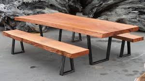 live edge outdoor table why choose a live edge table live edge tables redwood burl inc