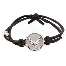 air bracelet states air logo bracelet