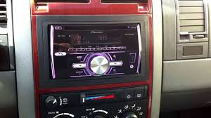 dodge durango stereo din 05 durango from customradio com