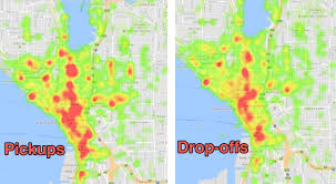 Chicago Crime Heat Map by Spin Smashes Pronto Ridership In Week One Announces Improved