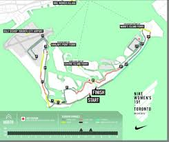 nike map nike run course map and i like sun dresses the tipsy runner