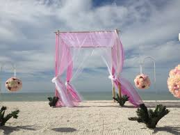wedding arch gazebo party of two wedding package a florida wedding