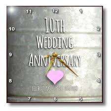 10th year wedding anniversary 10th wedding anniversary gift ideas for husband australia gift