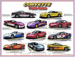 corvette timeline indy 500 corvette pace cars pace a record ten times