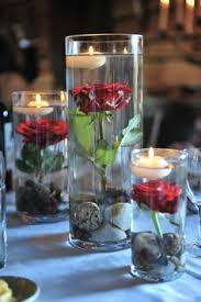 Wedding Centerpieces Floating Candles And Flowers by My Diy Centerpieces U2026 Pinteres U2026