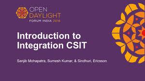Ericsson Rf Engineer Introduction To Integration Csit By Sanjib Mohapatra Sumesh Kumar