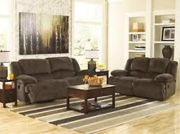 Microfiber Reclining Sofa Rondo Living Room Furniture Brown Microfiber Reclining Sofa