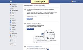 membuat facebook yg baru cara mudah membuat akun facebook fb baru dengan cepat belajar