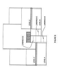 patent us20030140580 handicap accessible construction utilizing