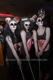 Spooky Costumes Halloween 25 Blind Mice Costume Ideas Blind