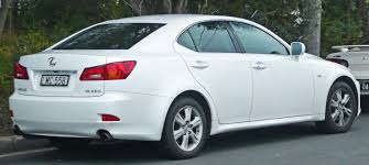 lexus sedan white 2008 lexus is 250 image 2