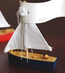 wooden party favors mini wooden sailboat favor theme wedding favors wedding