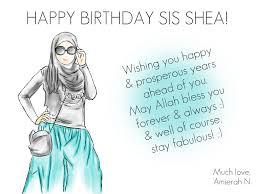 amierah nabillah a birthday sketch for miss shea rasol my