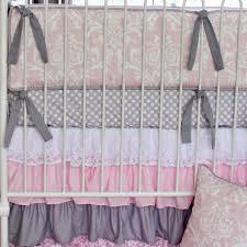 Lilac Damask Crib Bedding Popular Damask Bedding Sets Collection All Modern Home Designs