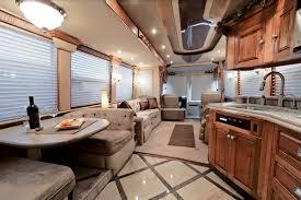 bedroom rv luxury caravans