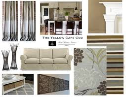 gray and tan living room the yellow cape cod how to choose