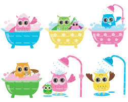 owls baby shower baby shower clipart