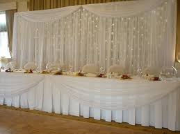 wedding backdrop with lights 6 ways to use pipe drape at weddings lakes region tent event