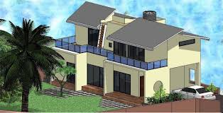 gorgeous shine 3 bhk house design plan