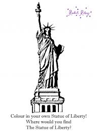 statue of liberty coloring book statue of liberty coloring pages