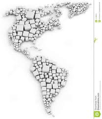 Map If America by 3d Map Of America Made Out Of Blocks Stock Images Image 31706324