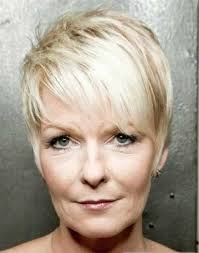 really popular short hairstyles for older ladies short