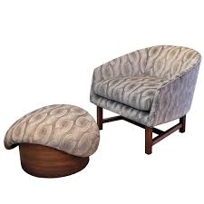 Small Chair And Ottoman by Simple Reading Chair With Ottoman On Small Home Remodel Ideas With