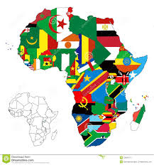 Map Of Countries In Africa by Map Of Africa Continent With Countries World Map