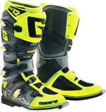 motocross boots gaerne motocross boots gaerne sg 12 2017 limited edition boots yellow