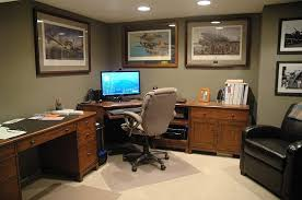 office space basement workable home office design ideas